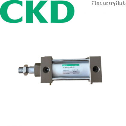 CKD SCA2-00-63B-150 Double Acting Cylinder