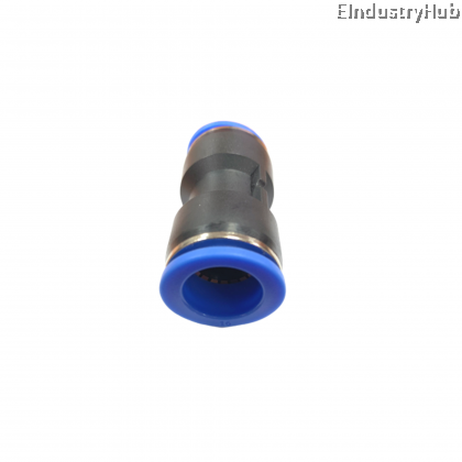 PU10 10mm Straight Union Pneumatic Air Push In Quick Fitting (10pcs)